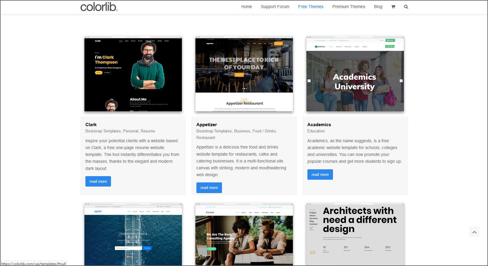 You can customize the website templates any way you like, all these free website templates have been coded in css. 1000 Free Professional Html5 Templates To Create A Business Websites