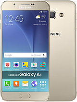 Samsung Galaxy A8MORE PICTURES