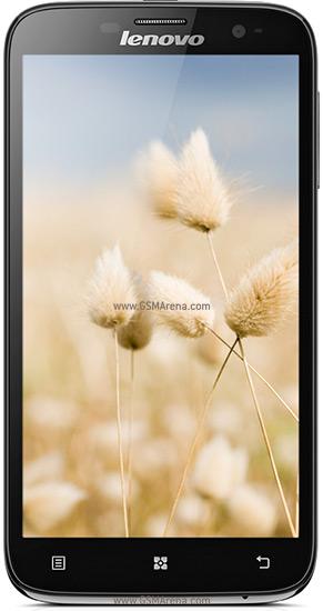 Lenovo A850 pictures, official photos