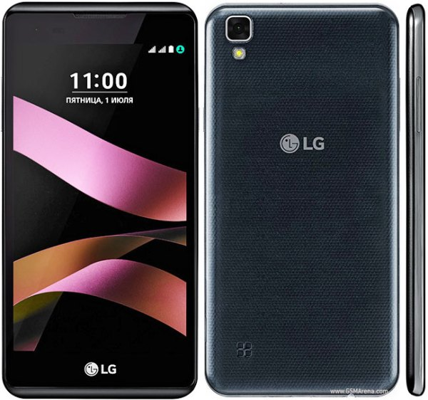 LG X style pictures, official photos