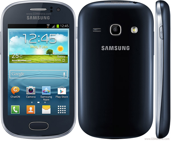 Samsung Galaxy Fame: Such a crappy little phone, over 5 years old, hardly working. But still it gets stolen in South Africa.