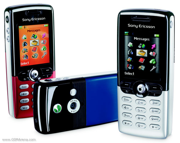 Sony Ericsson T610 Pictures Official Photos