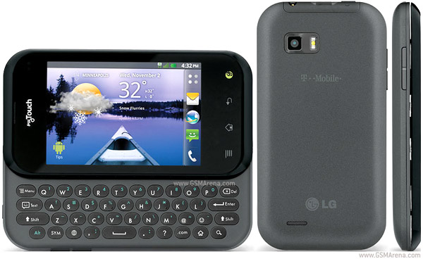 T Mobile MyTouch Q Pictures Official Photos
