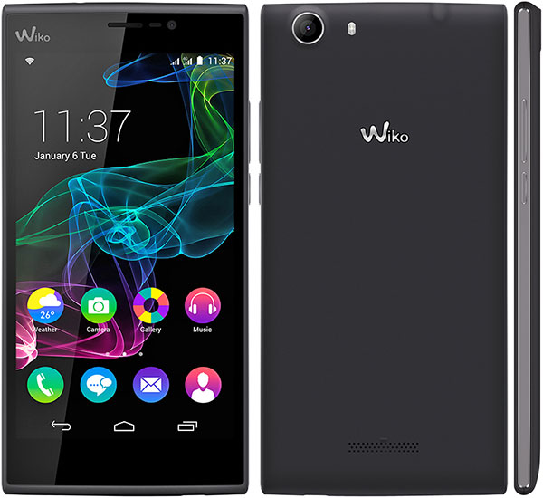 Image result for Wiko Ridge Fab 4G