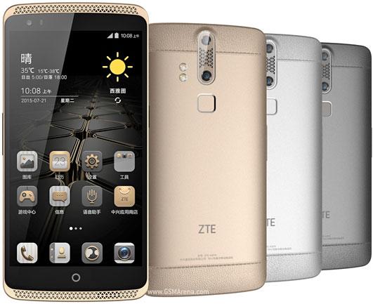 ZTE Axon Lux Snapdragon 810 MSM8994 2.0GHz 8コア