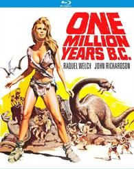 one million years b c blu ray review