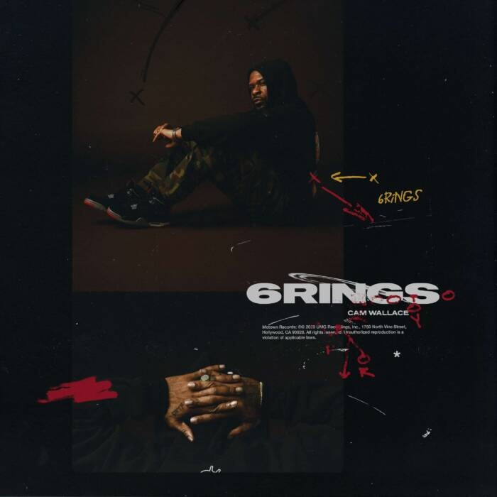 6RINGS-Artwork Cam Wallace - 6Rings (EP)