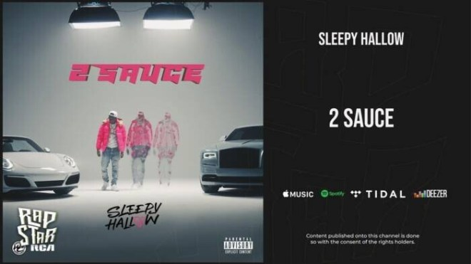 "maxresdefault-4 Sleep Hallow Releases New Visual ""2Sauce"""
