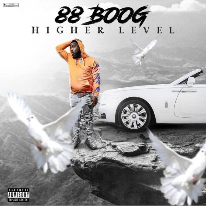 """unnamed-2-2 St. Louis Heavy-hitter, 88 Boog, Delivers Energetic New Single, """"Pray 4 Me"""""""