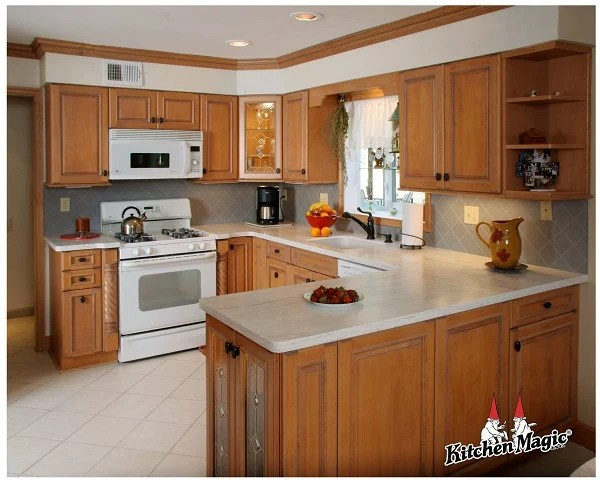 Kitchen Remodel Ideas for When You Don't Know Where to Start on Small:xmqi70Klvwi= Kitchen Remodel Ideas  id=25676