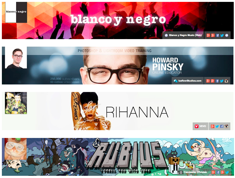 Todo Youtube: Plantillas, Iconos, Banners, Intro, etc | Seth-Group ...