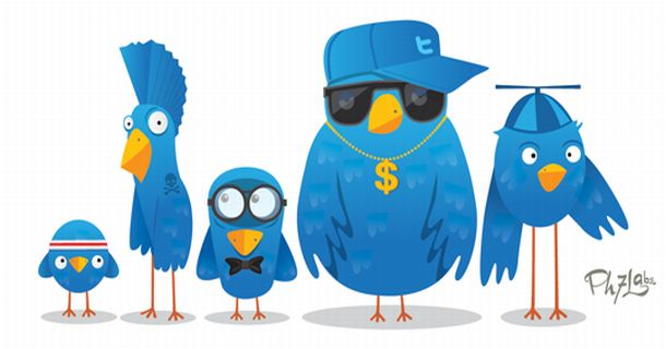 50 (different) but great marketers to follow on Twitter