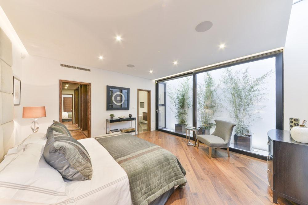 A residence in the prestigious London borough of Chelsea