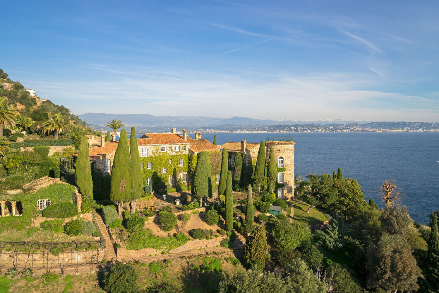 Waterfront Residence, Theoule-sur-Mer, Côte d'Azur, France