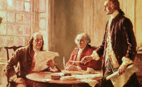 The Founding Fathers, The Nation's First Book Collectors