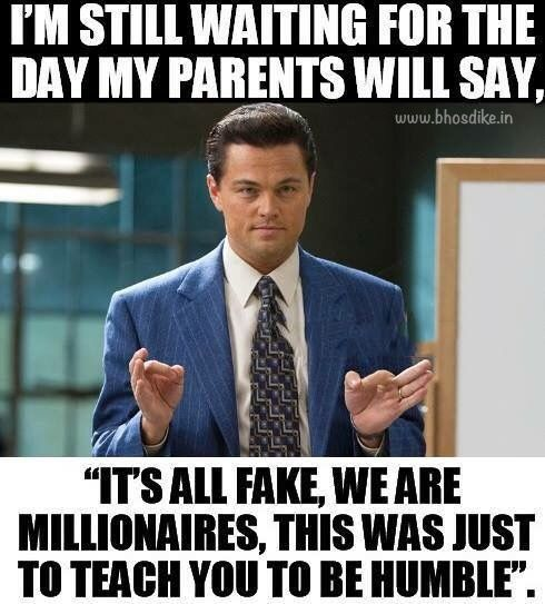 11 Hilarious Memes About Adulting and Money