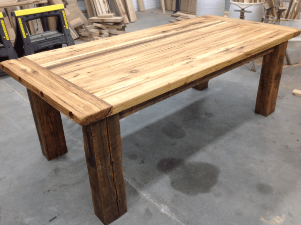 Farmhouse Table Plans Woodworking Wooden Play House Plans