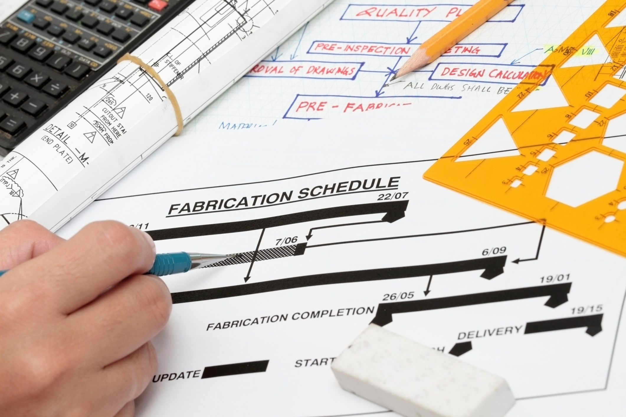 Design Build Construction  Because Your Budget and Schedule Matter Construction Schedule   A C E  Building Service
