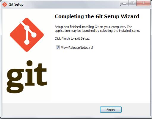 Git_Installation_complete