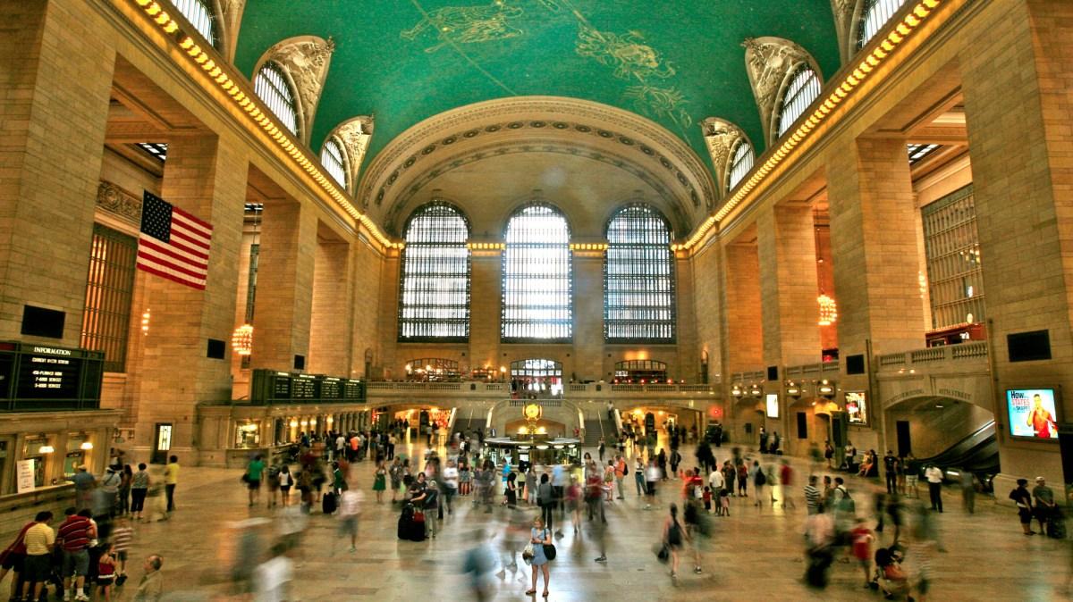Risultati immagini per new york central station