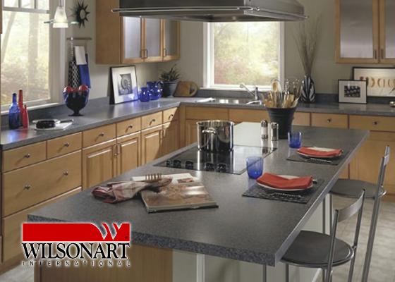 Kitchen Countertops Wilsonart HD High Definition Laminate