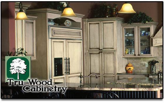 Truwood Cabinets Bar Cabinet