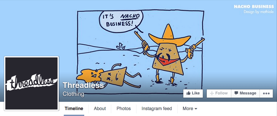 threadless-facebook-page