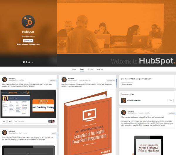 hubspot-google+