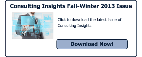 Consulting Insight Fall 2013