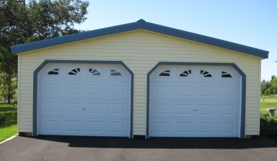 Great Prices On A Prefab Two Car Garage Order Online 24