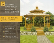 Gazebo Kits By Alans Factory Outlet Delivery Available