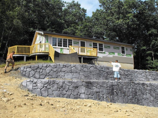 Inground Pools on Sloped Yard: 5 Ways to build on Unlevel Backyard Ideas id=68314
