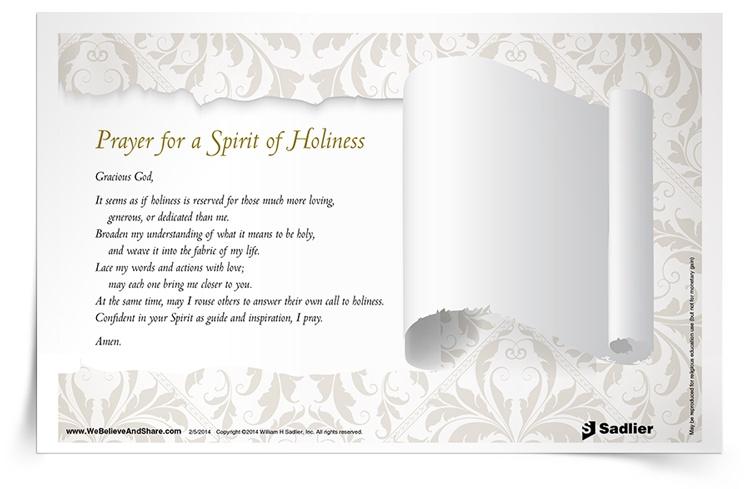 Image result for prayer for holiness