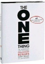 content-marketing-book-Keller-The-ONE-Thing