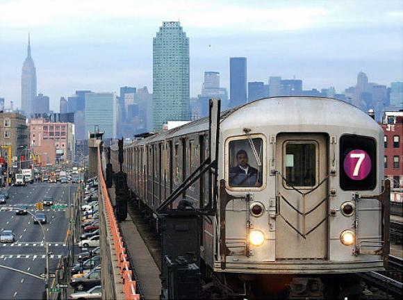 Amazon metro Nueva York