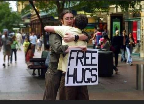 How Many Daily Hugs Do We Need