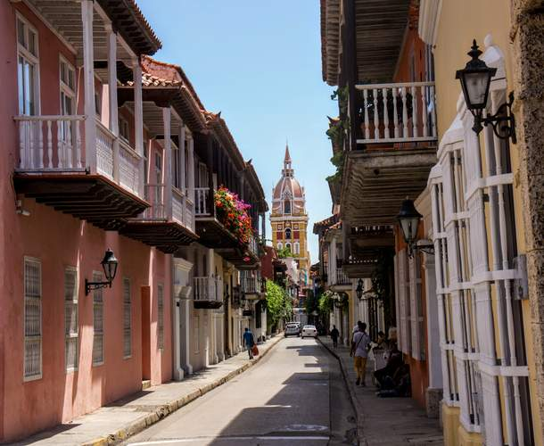 Colombia-cartagena