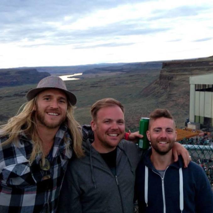 Curt and friends in Peru