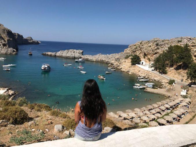 Greece-ocean-view