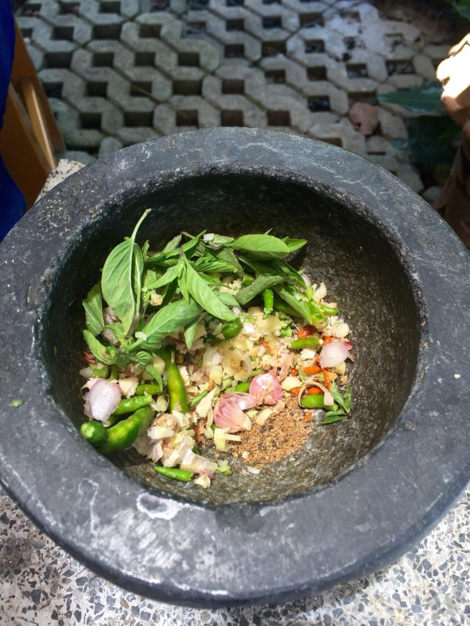 Kyle Wright - Thailand LTC - Cooking class