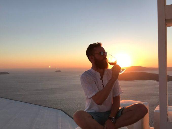 jimi-doohan-greece-santorini-sunset