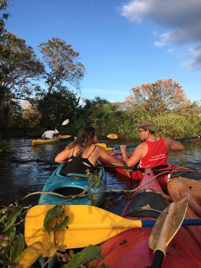 karina-kayaking
