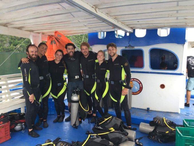 morgan-bean-scuba-diving