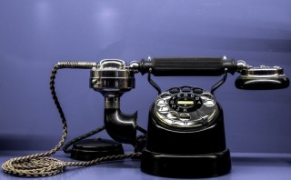 Telephone For Calling Credit Reports and Lenders
