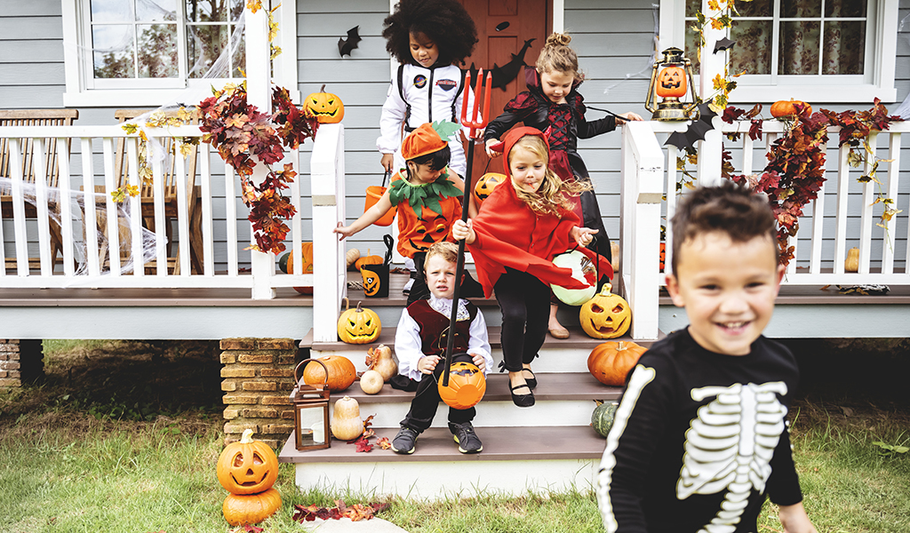Here's how you can help everyone have a good time (or at least tolerate the excitement). How To Have A Safe And Healthy Halloween