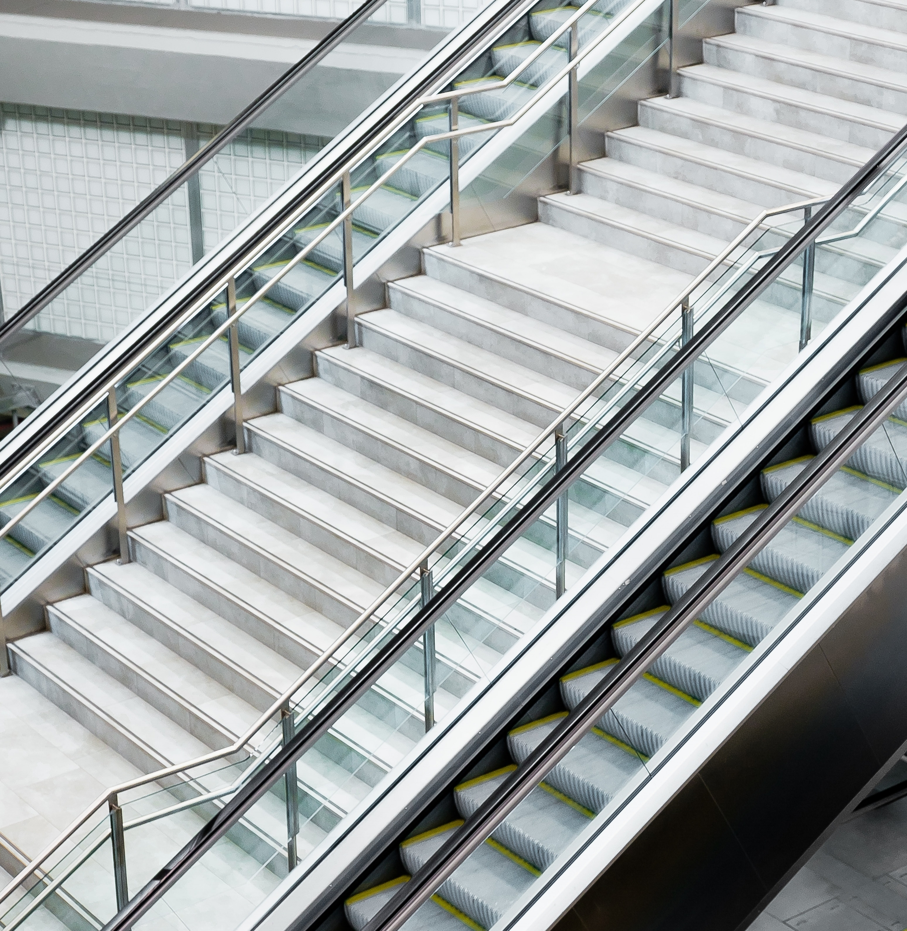 Are You Complying With The Ada S Handrail Requirements | Disabled Handrails For Outside Steps | Elderly | Full Width | 2 Step | Outdoor | Industrial Pipe