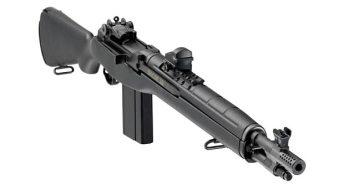 Firearm Review Springfield M1a Socom 16 Blackstone