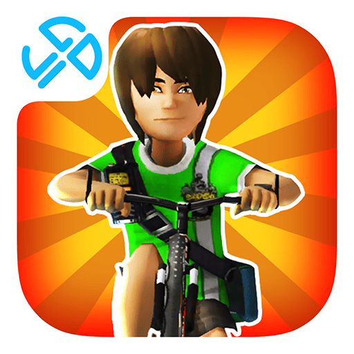 Spin or Die - the game you play to race your bike to stay alive while exercising on cardio machines