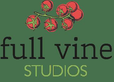Full Vine Studios Logo