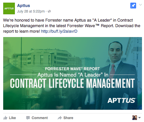 apttus-pinned-facebook-post.png